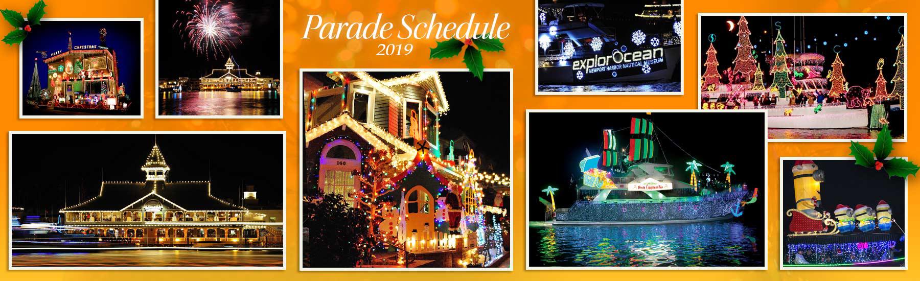 Christmas Boats Portland 2019.Newport Beach Boat Parade Newport Beach Boat Parade Schedule