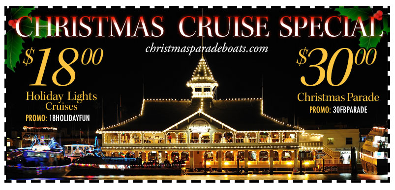 Ticket Reservations For The Newport Beach Christmas Boat Parade Or Holiday Cruises May Take Up To 24 Hours Process