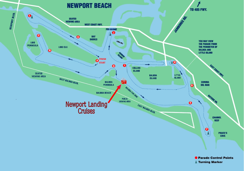 2020 Newport Beach Christmas Boat Parade Schedule 2020 Newport Beach Boat Parade 2020
