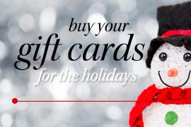Buy giftcards for Newport Landing holiday cruises today!